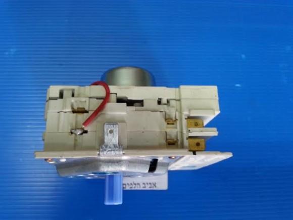 עדכון מעודכן טיימר למדיחי כלים אלקטרה EDW 9211W , EDW 46 SL / דה לונג'י WMD-60 UJ-02